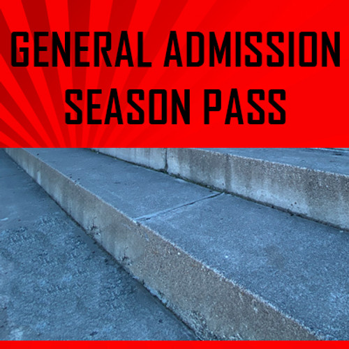 General Admission Season Pass