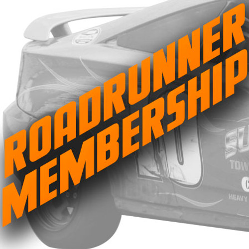 Superior Towing Roadrunner Membership 2021