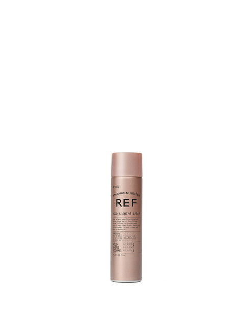 REF Hold and Shine Travel Size- 75 mL
