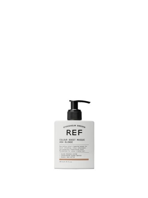 REF Color Boost Masque- Ash Blonde