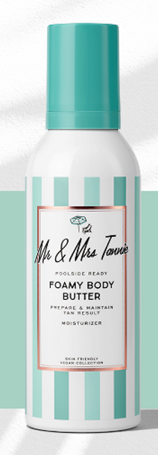 Foamy Body Butter