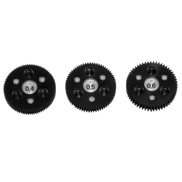 Set Gear 0.4, 0.5, 0.6