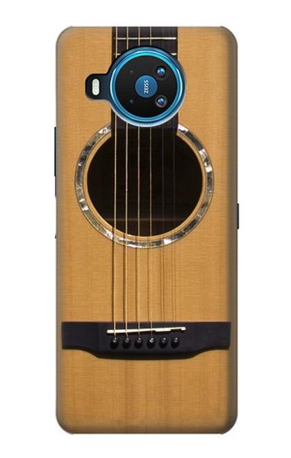 S0057 Guitare acoustique Etui Coque Housse pour Nokia 8.3 5G
