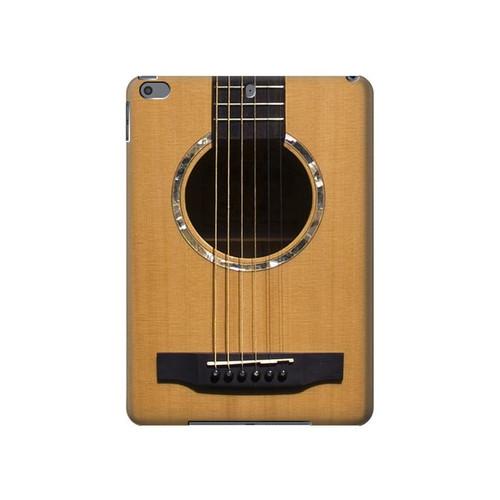 S0057 Guitare acoustique Etui Coque Housse pour iPad Air 3, iPad Pro 10.5, iPad 10.2 (2019,2020)