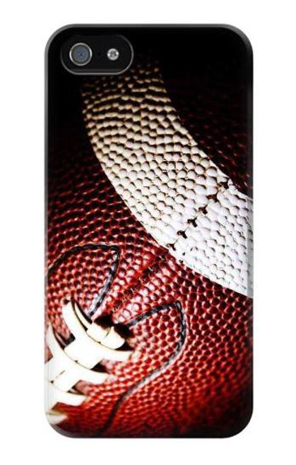 S0062 American Football Etui Coque Housse pour iPhone 5 5S SE