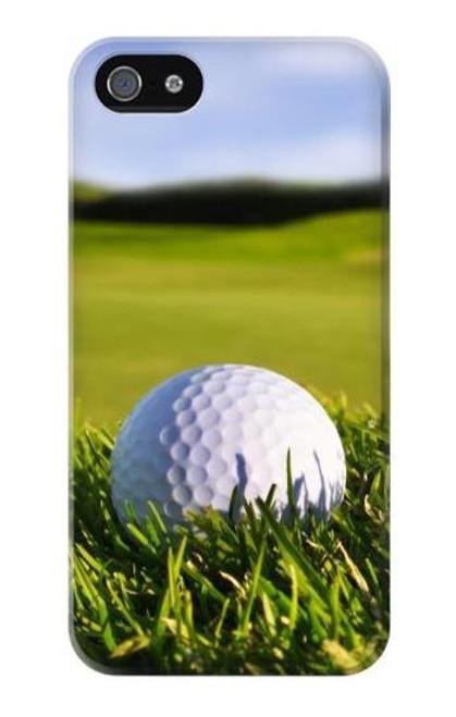 S0068 Golf Etui Coque Housse pour iPhone 5 5S SE