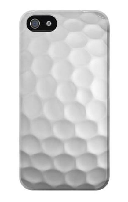 S0071 Golf Ball Etui Coque Housse pour iPhone 5 5S SE