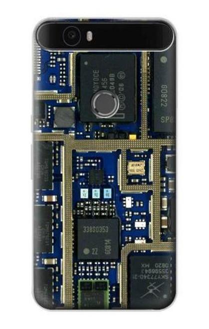 S0063 Curcuid Board Etui Coque Housse pour Huawei Nexus 6P