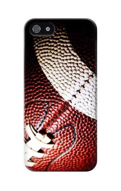 S0062 American Football Etui Coque Housse pour iPhone 5C