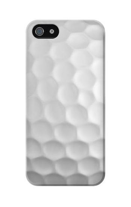 S0071 Golf Ball Etui Coque Housse pour iPhone 5C