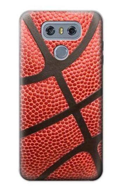 S0065 Basketball Etui Coque Housse pour LG G6