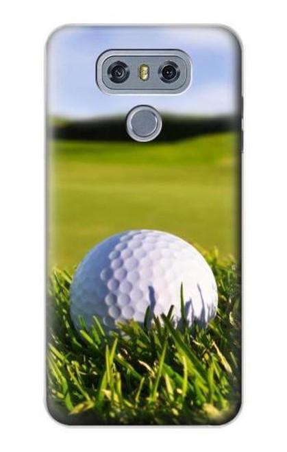 S0068 Golf Etui Coque Housse pour LG G6