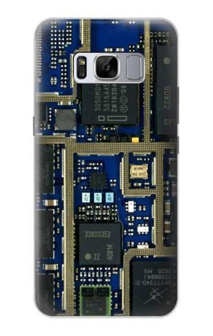 S0063 Curcuid Board Etui Coque Housse pour Samsung Galaxy S8 Plus