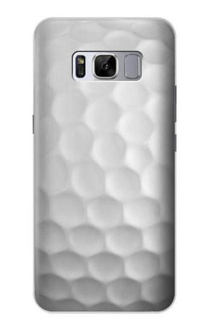 S0071 Golf Ball Etui Coque Housse pour Samsung Galaxy S8 Plus