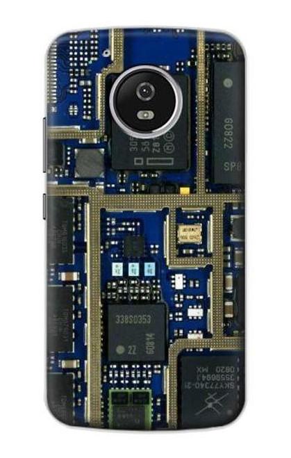 S0063 Curcuid Board Etui Coque Housse pour Motorola Moto G5