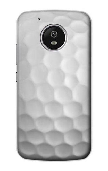 S0071 Golf Ball Etui Coque Housse pour Motorola Moto G5