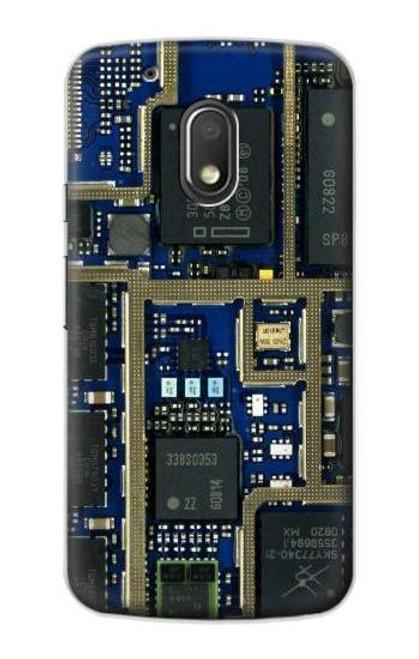 S0063 Curcuid Board Etui Coque Housse pour Motorola Moto G4 Play