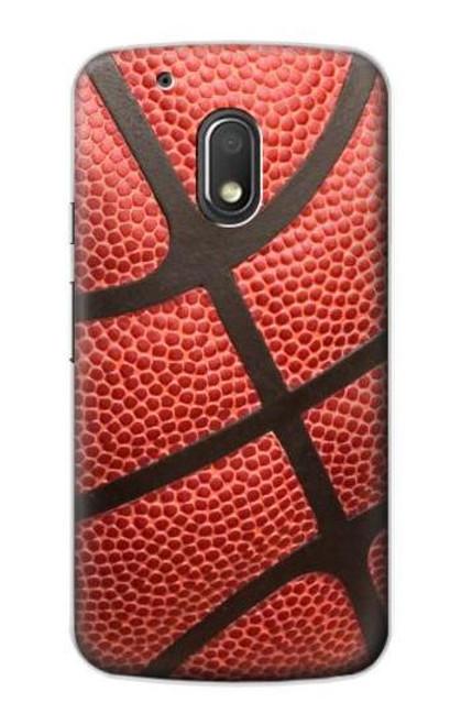 S0065 Basketball Etui Coque Housse pour Motorola Moto G4 Play