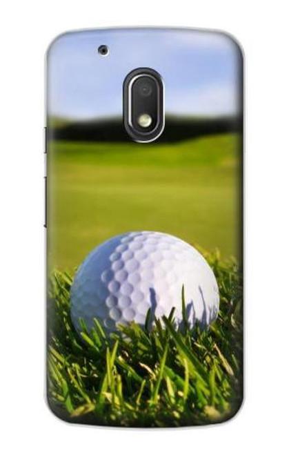 S0068 Golf Etui Coque Housse pour Motorola Moto G4 Play