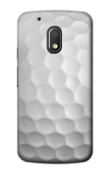 S0071 Golf Ball Etui Coque Housse pour Motorola Moto G4 Play