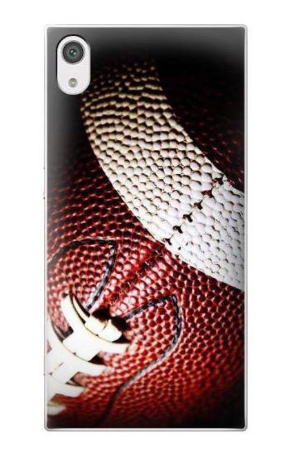 S0062 American Football Etui Coque Housse pour Sony Xperia XA1