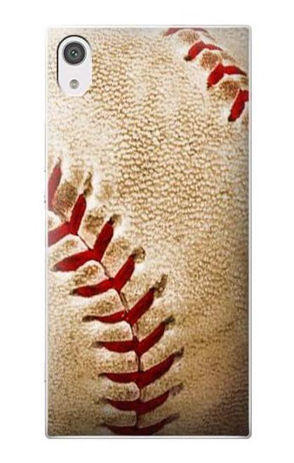 S0064 Baseball Etui Coque Housse pour Sony Xperia XA1