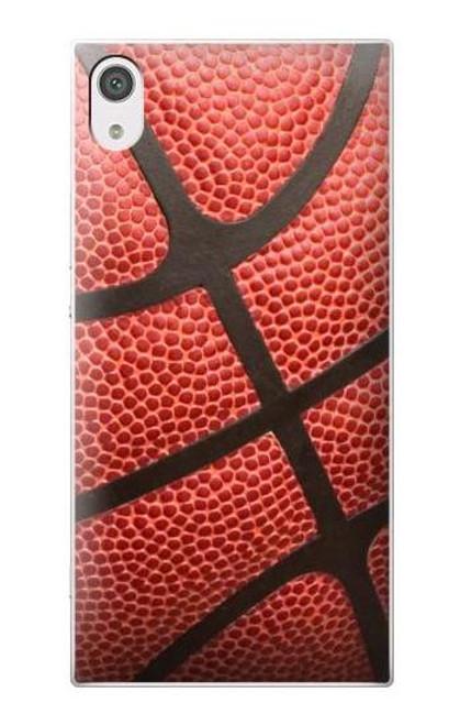 S0065 Basketball Etui Coque Housse pour Sony Xperia XA1