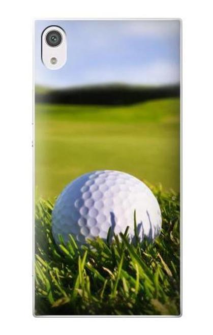 S0068 Golf Etui Coque Housse pour Sony Xperia XA1