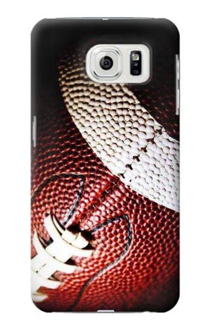 S0062 American Football Etui Coque Housse pour Samsung Galaxy S7 Edge