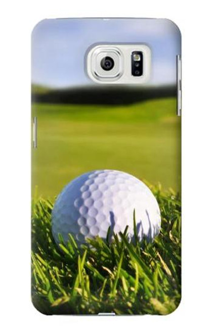S0068 Golf Etui Coque Housse pour Samsung Galaxy S7 Edge