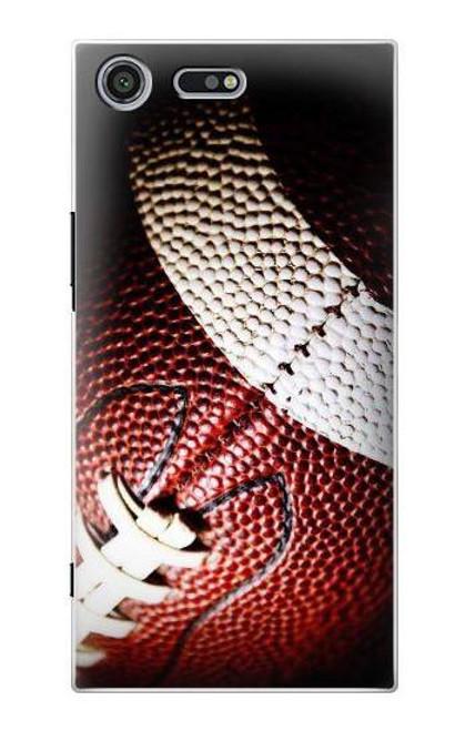S0062 American Football Etui Coque Housse pour Sony Xperia XZ Premium