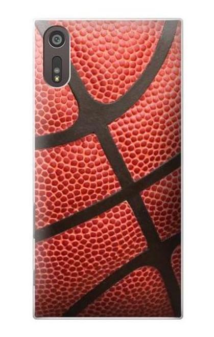 S0065 Basketball Etui Coque Housse pour Sony Xperia XZ