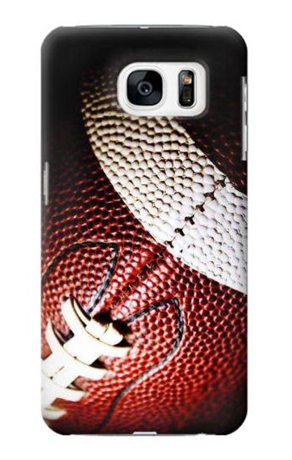 S0062 American Football Etui Coque Housse pour Samsung Galaxy S7