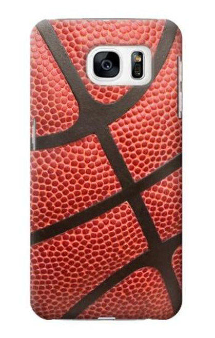 S0065 Basketball Etui Coque Housse pour Samsung Galaxy S7