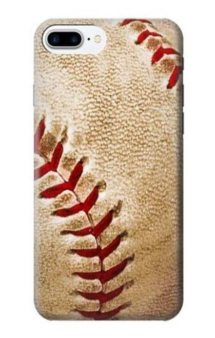 S0064 Baseball Etui Coque Housse pour iPhone 7 Plus, iPhone 8 Plus