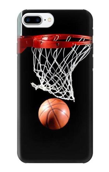 S0066 Basketball Etui Coque Housse pour iPhone 7 Plus, iPhone 8 Plus