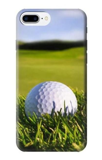 S0068 Golf Etui Coque Housse pour iPhone 7 Plus, iPhone 8 Plus