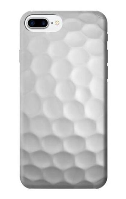 S0071 Golf Ball Etui Coque Housse pour iPhone 7 Plus, iPhone 8 Plus