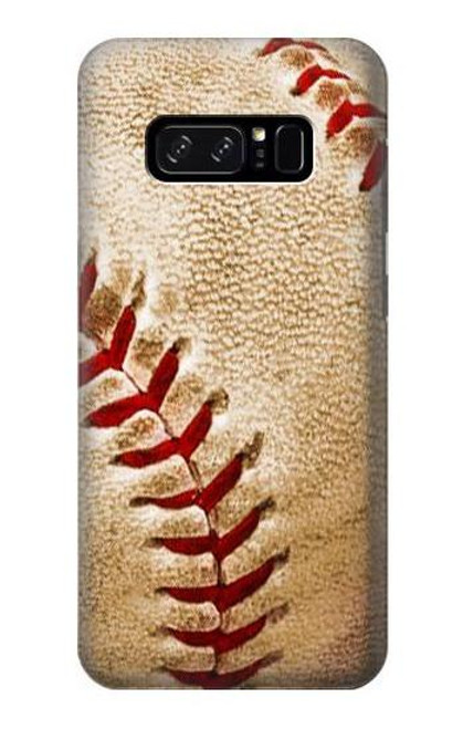 S0064 Baseball Etui Coque Housse pour Note 8 Samsung Galaxy Note8