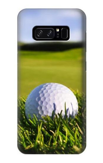S0068 Golf Etui Coque Housse pour Note 8 Samsung Galaxy Note8