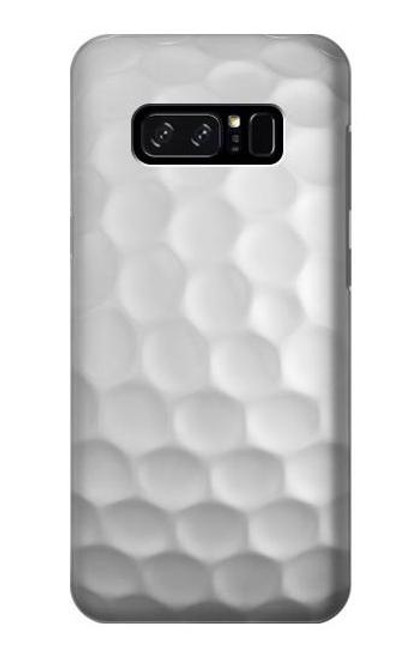 S0071 Golf Ball Etui Coque Housse pour Note 8 Samsung Galaxy Note8