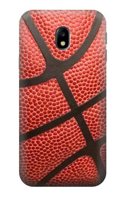 S0065 Basketball Etui Coque Housse pour Samsung Galaxy J3 (2017) EU Version