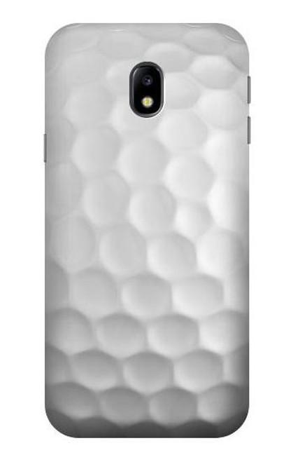 S0071 Golf Ball Etui Coque Housse pour Samsung Galaxy J3 (2017) EU Version