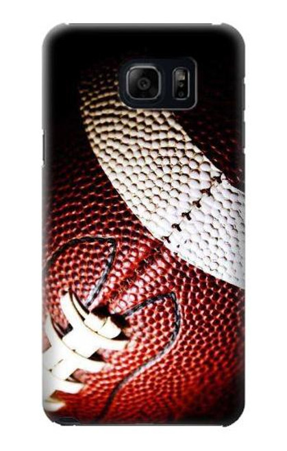 S0062 American Football Etui Coque Housse pour Samsung Galaxy S6 Edge Plus
