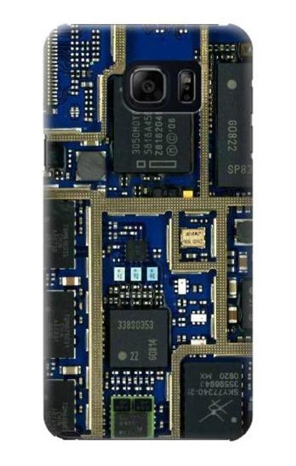 S0063 Curcuid Board Etui Coque Housse pour Samsung Galaxy S6 Edge Plus