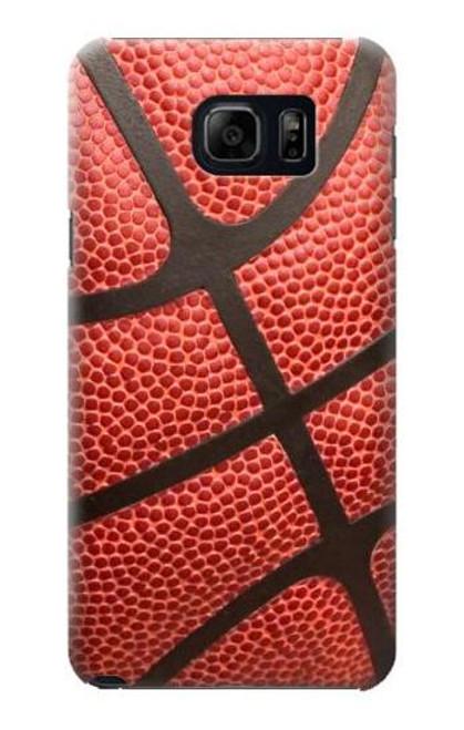 S0065 Basketball Etui Coque Housse pour Samsung Galaxy S6 Edge Plus
