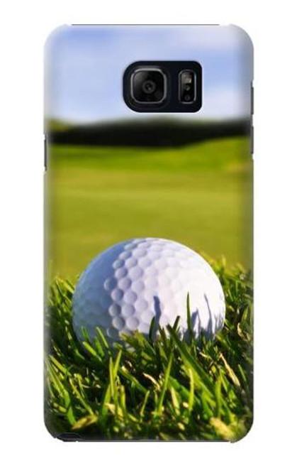 S0068 Golf Etui Coque Housse pour Samsung Galaxy S6 Edge Plus
