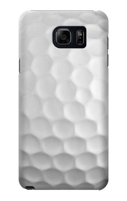 S0071 Golf Ball Etui Coque Housse pour Samsung Galaxy S6 Edge Plus