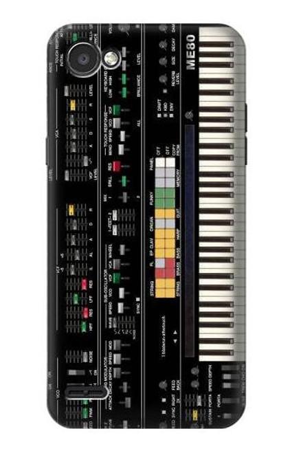 S0061 Synthesizer Etui Coque Housse pour LG Q6