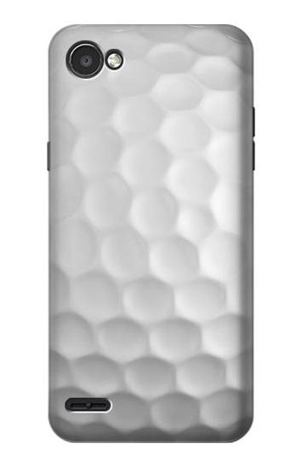 S0071 Golf Ball Etui Coque Housse pour LG Q6